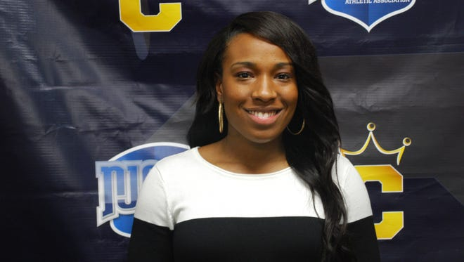 Ashley Durham has been named the new head women's basketball coach at Cumberland County College.