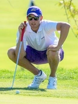WNMU's Harry Wetton led the way during the Mustangs' third place finish at the Intercollegiate.