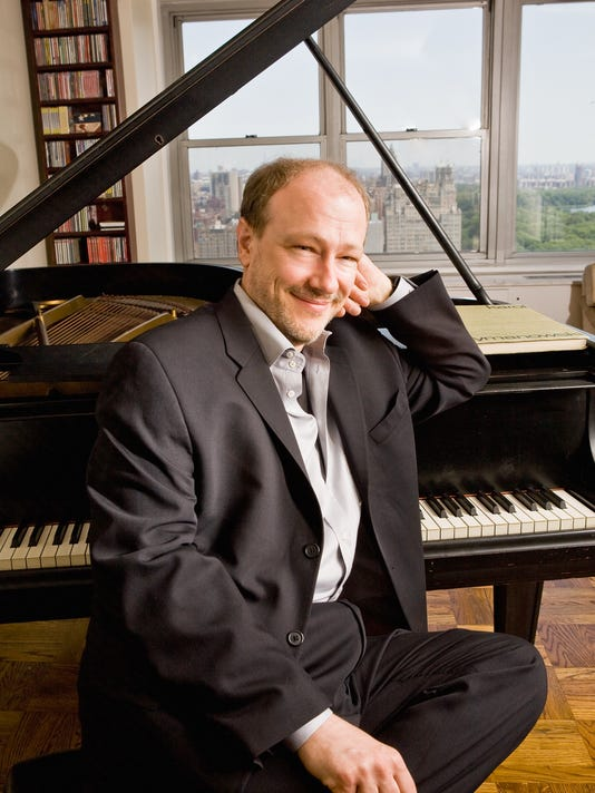 Nine-time Grammy Award-nominated pianist Marc Andre Hamelin is set to perform one night only at 7:30 p.m. March 24 at UTEP's Fox Fine Arts Recital Hall. (Courtesy photo)