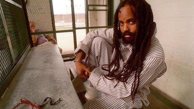 Former Black Panther and convicted cop killer Mumia Abu-Jamal, seen in this undated file photo. A Philadelphia Common Pleas Court judge ruled Thursday, Dec. 27, 2018, that he can re-argue an appeal before the Pennsylvania Supreme Court. (April Saul/Philadelphia Inquirer/MCT/TNS)