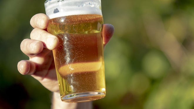 """Alcohol consumption has increased during the pandemic. Dr. Andrew Moore says there is """"cause for concern"""" that excessive alcohol consumption could make your body more vulnerable to COVID-19 and less able to fight it."""