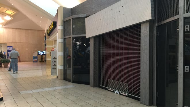 Mirage Fashion left the Wausau Center in mid-July.