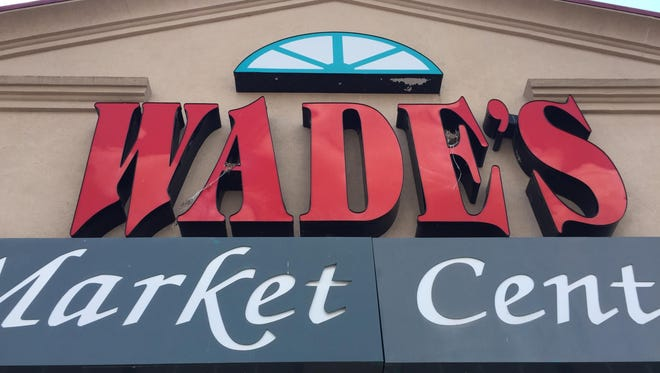 The family operating Wade's on Monday said they would scrap plans to open new stores.