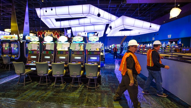 This is the Desert Diamond Casino-West Valley, slated to open near Glendale on December 20, 2015.