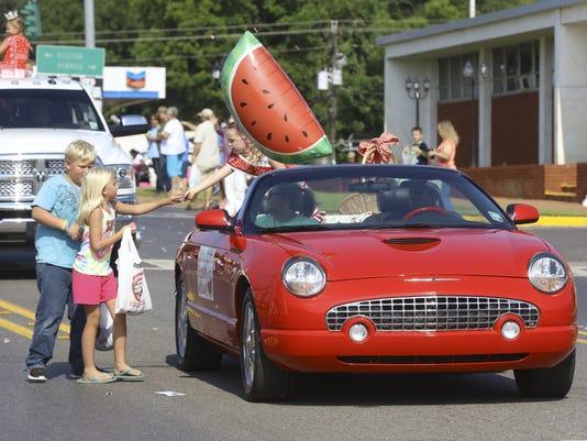 53rd Annual Louisiana Watermelon Festival