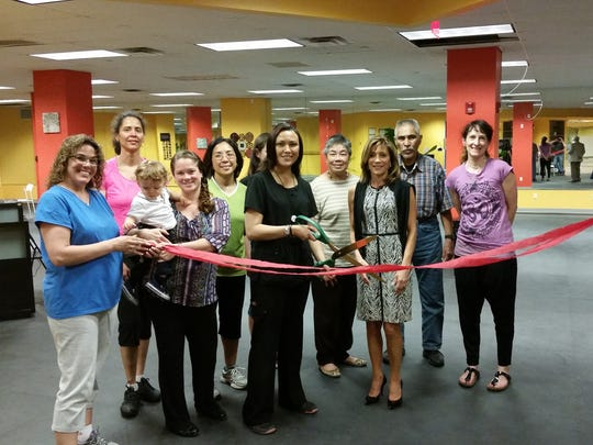 The Edison Chamber of Commerce recently helped celebrate the grand opening of Zenergy Wellness Center in Cranbury.