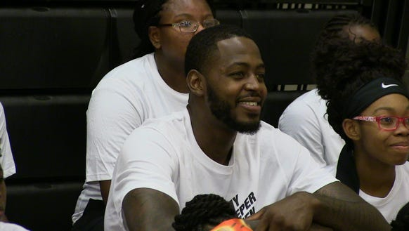 Montgomery native and Memphis Grizzlies forward JaMychal