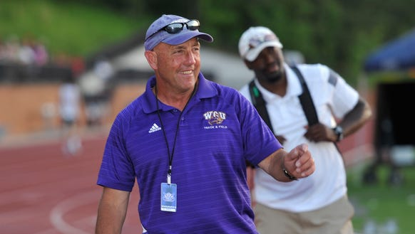Danny Williamson has been hired to coach the men's