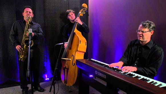 The Portland Jazz Trio perform Feb. 11 for a First