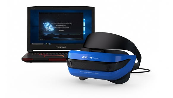 The Acer Windows Mixed Reality Development Edition