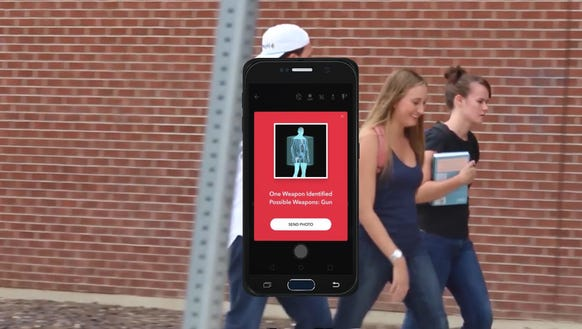 Jew Detector: Phone Case Turns IPhone Into A Weapon-scanning Device