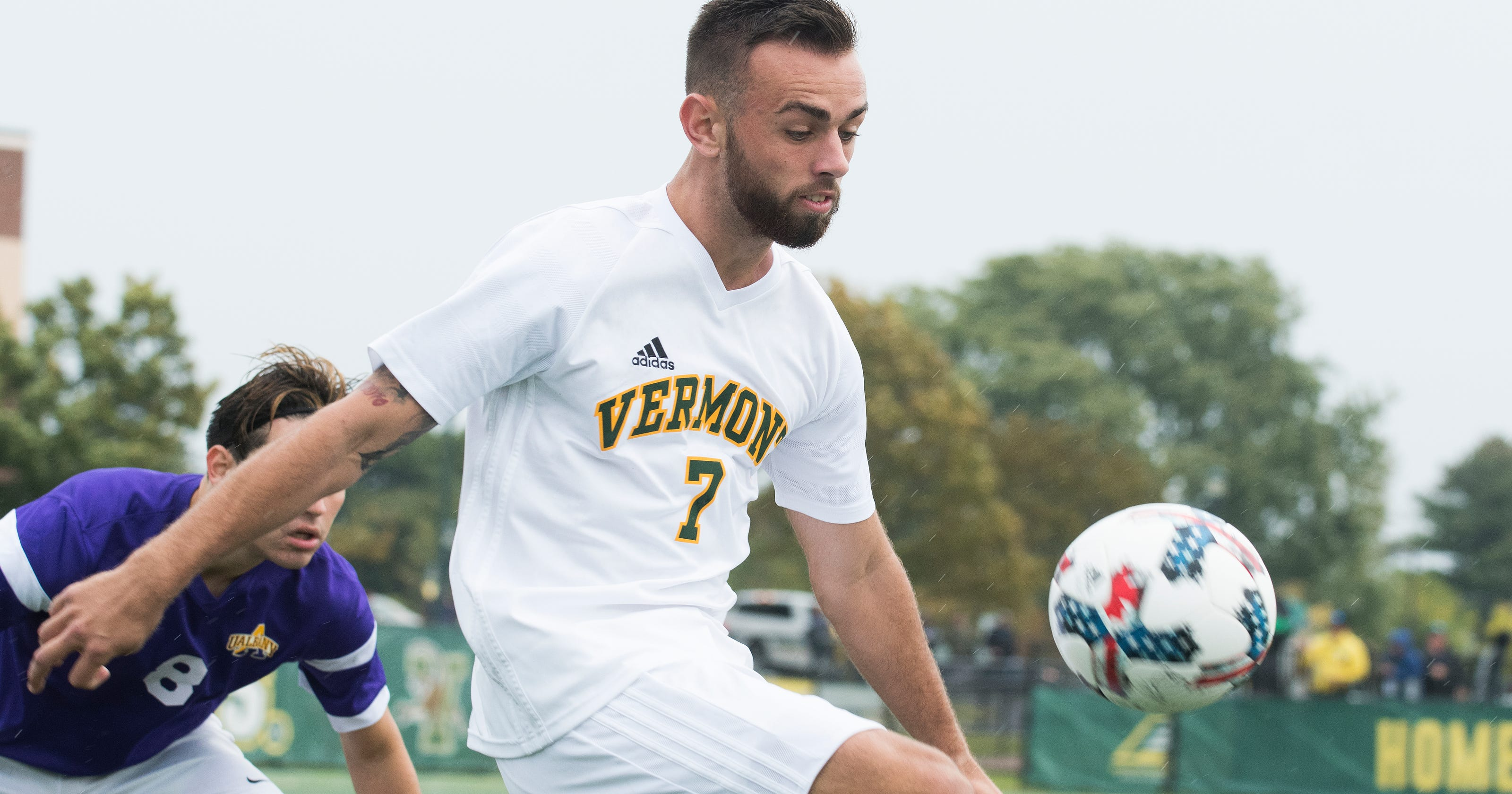 UVM soccer storms to 3-1 win against UMBC