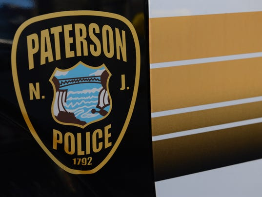 Paterson police/stock