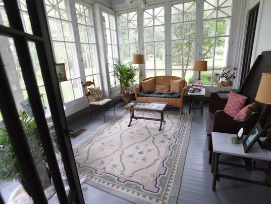 Step inside three vintage Caddo plantation homes