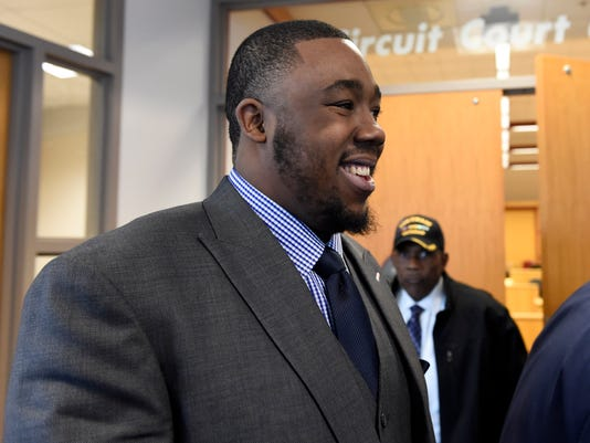 Nick Fairley Trial