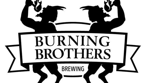 Burning Brothers Brewing logo.