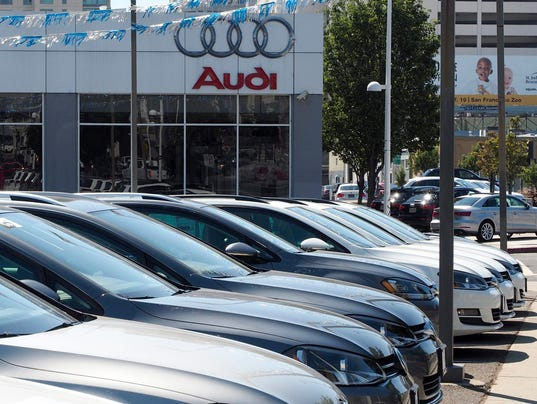 EPA USA AUDI VW EPA EBF TRANSPORT USA CA