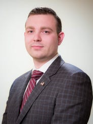 Andrew Hollister is an at-large candidate for Rochester City Council.