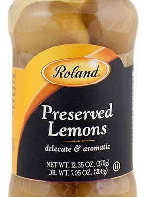A select lot of Roland Preserved Lemons were recalled on Oct. 11, 2016