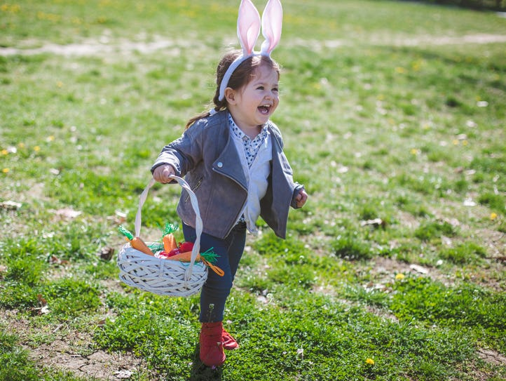 Easter Eggventure is 2 – 5 p.m. March 25 at Party Animals