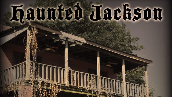 The former Spengler Street Hotel behind Chimneyville Smokehouse is one stop on the Haunted Jackson tour for Clarion-Ledger Insiders.