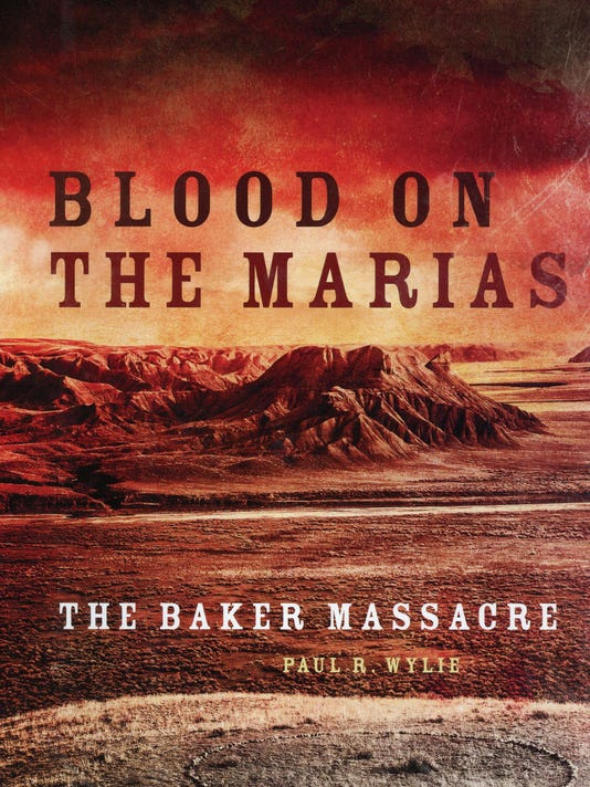 FAL 0605 Book Blood on the Marias