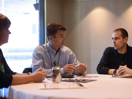 Daniel Guerra, Jr., CEO of Altus Campus in Madison,
