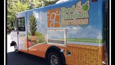 Greenville County Schools is launching a new food truck as part of its Food and Nutrition Services program.