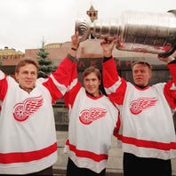 Mitch Albom: Red Wings' Russian Five still stunning to this day