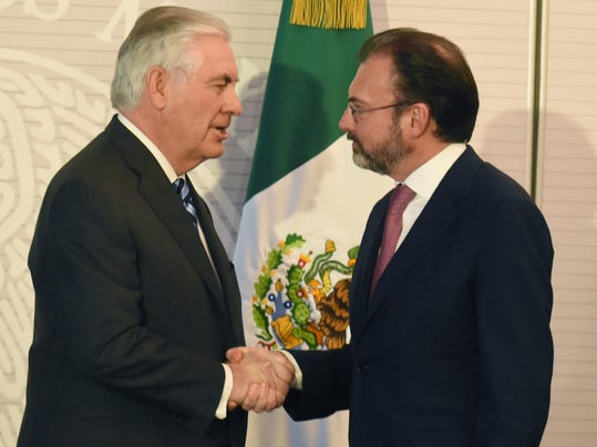 Analysis: Can Mexico expect less-hostile days after visit by Trump secretaries?