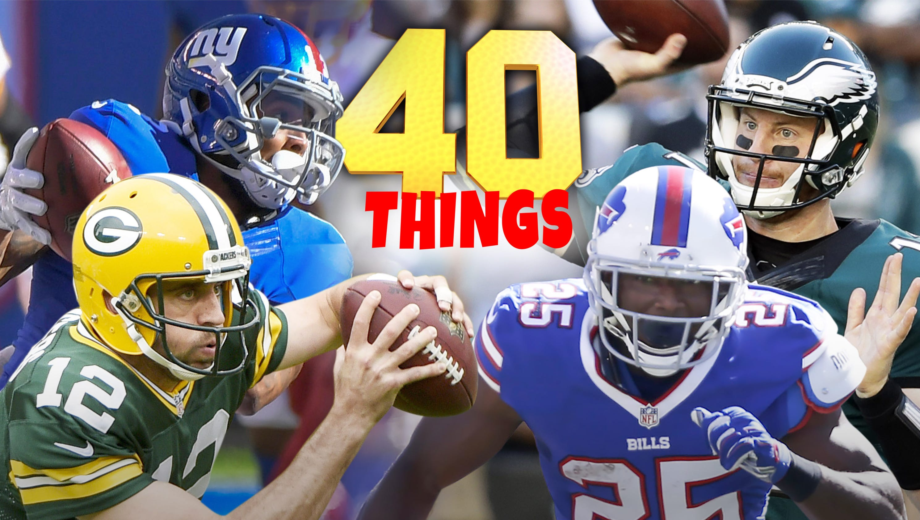 10 Things We Learned At The 2016: 40 Things We Learned In Week 3 Of The 2016 NFL Season