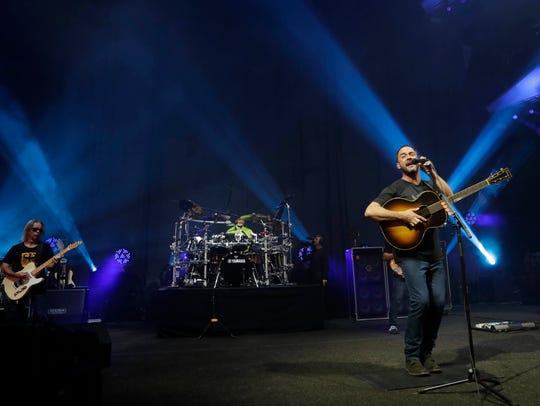 Dave Matthews Band Lumineers To Headline Sea Hear Now Fest On Beach