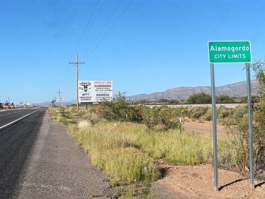 Billboards Alamogordo 1