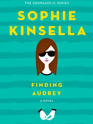 'Finding Audrey' by Sophie Kinsella