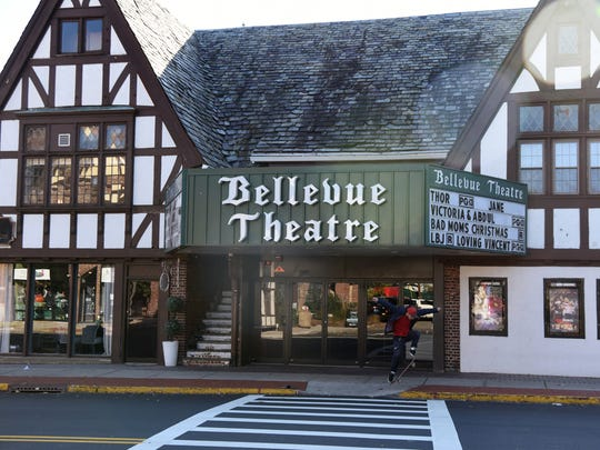 The Bow Tie Cinemas Bellevue Cinema 4 on Bellevue Avenue in Montclair showed movies for the last time on Sunday, November 12, 2017. The lease was not renewed for the movie theatre.