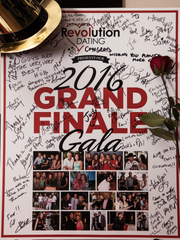Every year for this event, our clients sign in and send us LOVE NOTES on our guest poster! #SoMuchLove