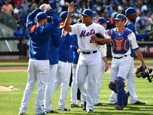 Jeurys Familia, Anthony Recker