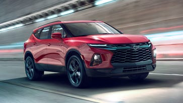 Chevy targets midsize SUV hunger with a new Blazer