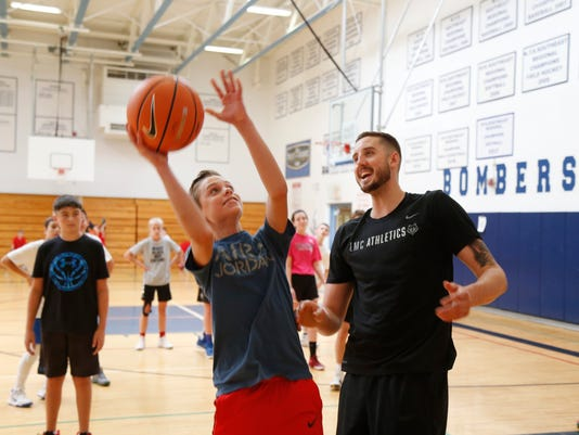 Tyler Lydon Basketball Camp