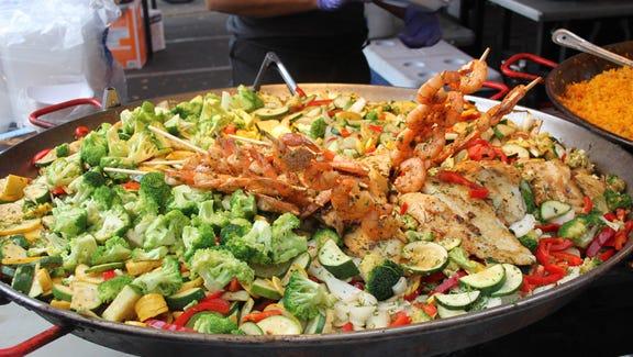 Seafood Festival serves up a sea of seafood.