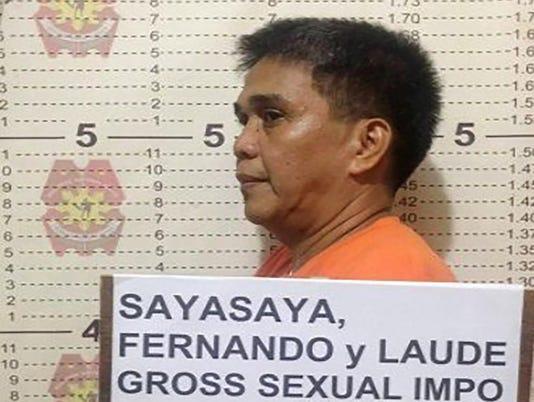 PHILIPPINES-US-CRIME-RELIGION