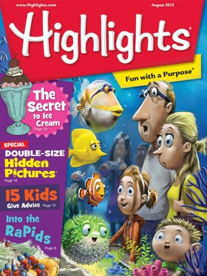 Highlights magazine makes the push to digital