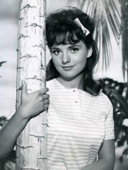 "Dawn Wells, who played curvaceous castaway ""Mary Ann"""
