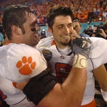 Former Clemson QB Whitehurst signs with Browns