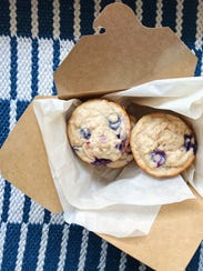 Make Mom these light and easy muffins on her day