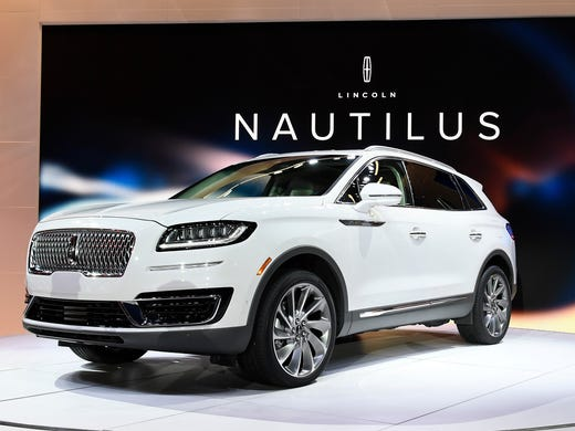 The Lincoln Mkx Becomes Nautilus As