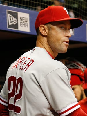 """""""The only thing I can control is preparing my ass off. For being accountable. And wearing it,"""" says Gabe Kapler of those moments when his managerial moves may backfire."""