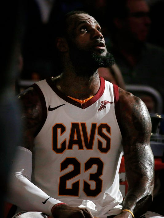 b5e78e083926 LeBron James reflects on Martin Luther King Jr. s legacy