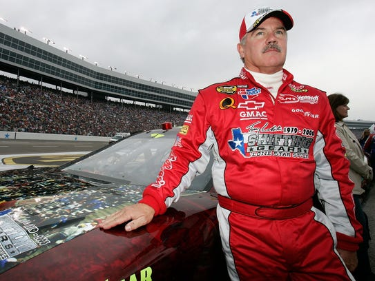 Terry Labonte, shown in November 2006, won two Cup