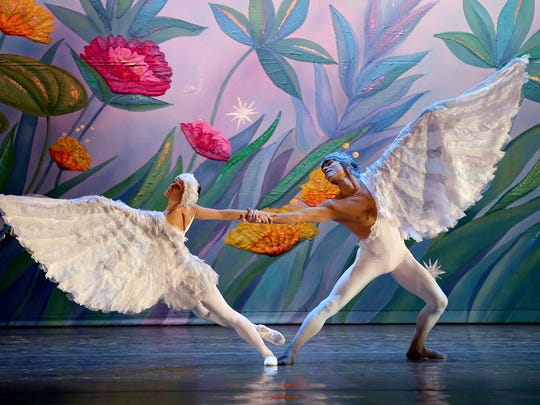 """A scene from The Moscow Ballet's """"Great Russian Nutcracker"""""""